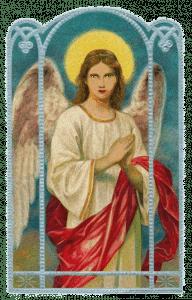 anjo da guarda dos filhos