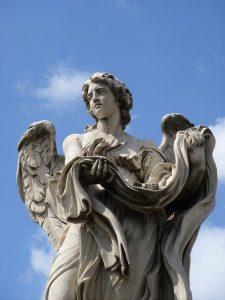anjo protetor dos filhos