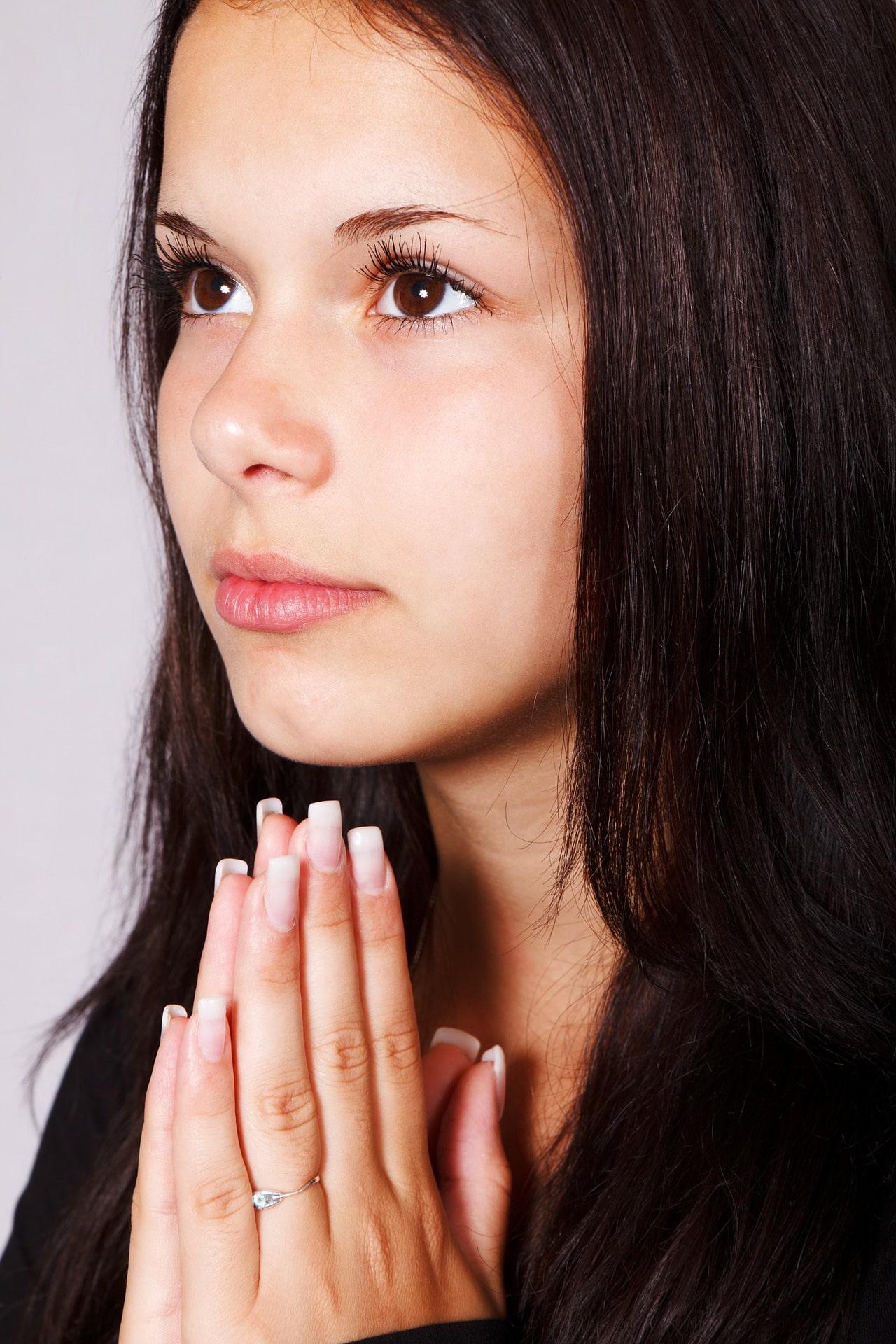 oração forte para ser feliz no amor