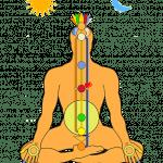 o equilíbrio dos chakras