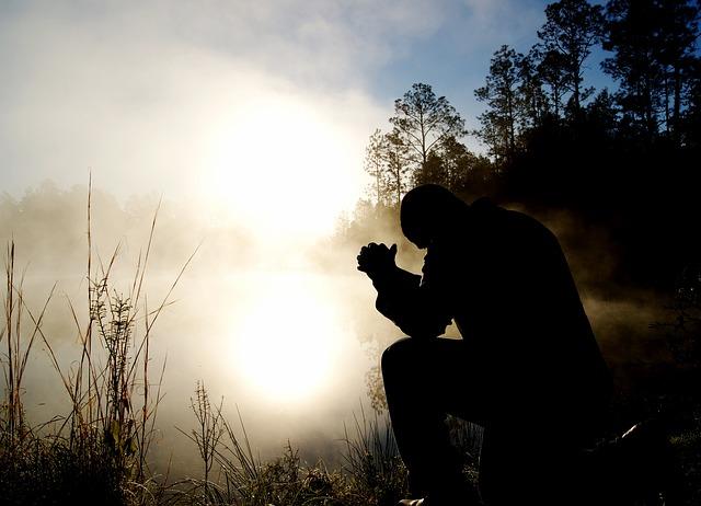 oração da noite espírita