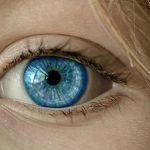 O que significa ver pontos de luz?