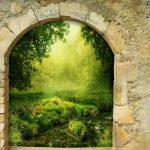 O que é um portal espiritual