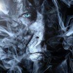 ver fumaça branca espiritismo