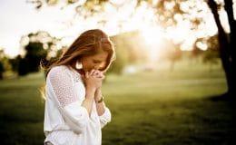 oração espírita da manhã