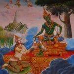 Lakshmi e Vishnu