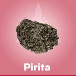 pedras para atrair prosperidade e abundância - pirita
