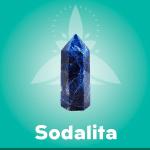 pedras para atrair prosperidade e abundância - sodalita
