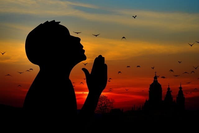 oração para purificar o ambiente